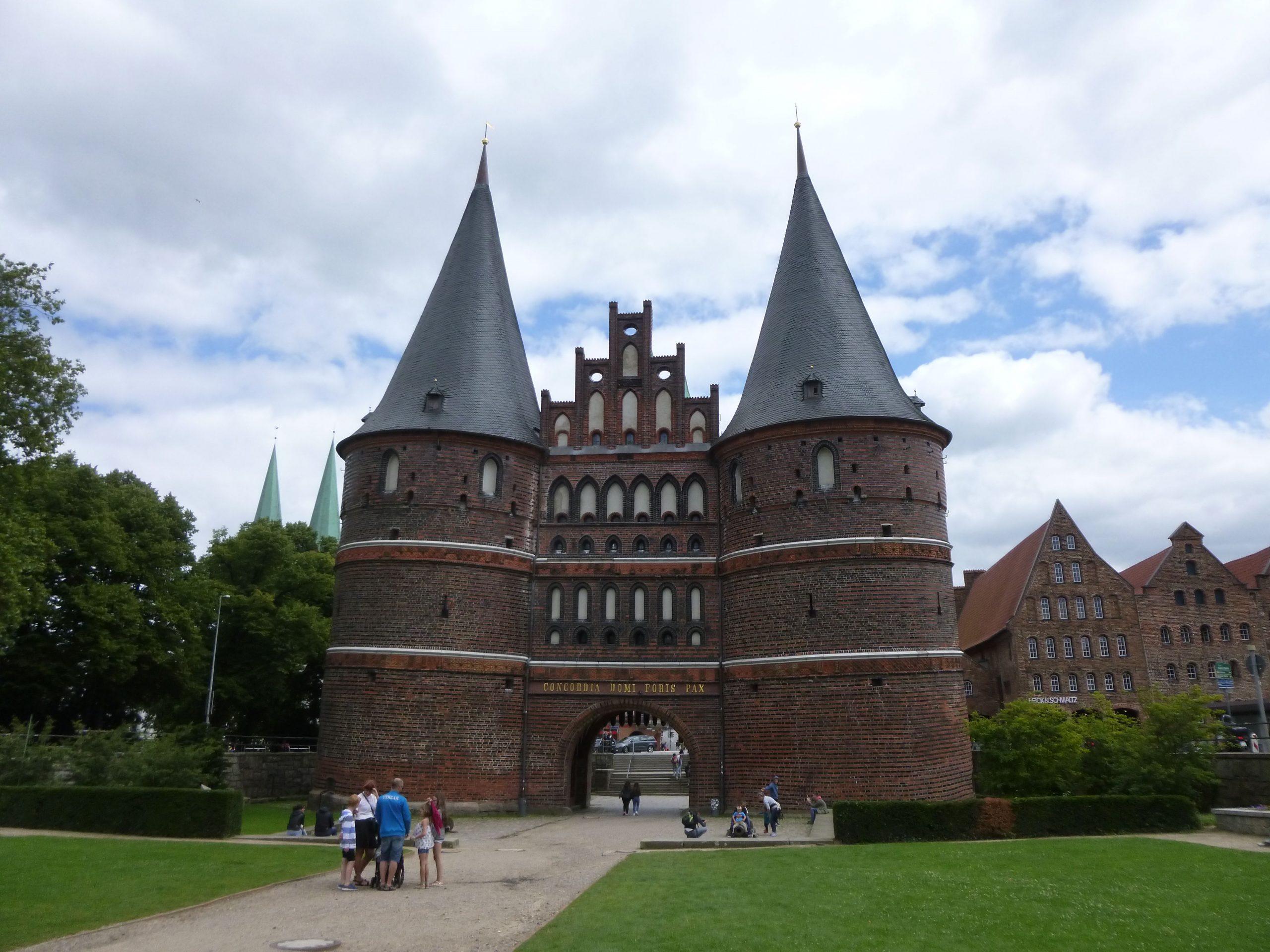 Visiting Hamburg and Lübeck