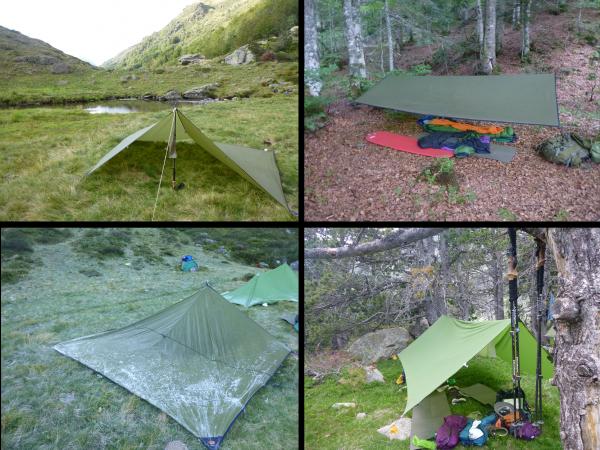 Tents vs Tarps vs Bivvy Bags