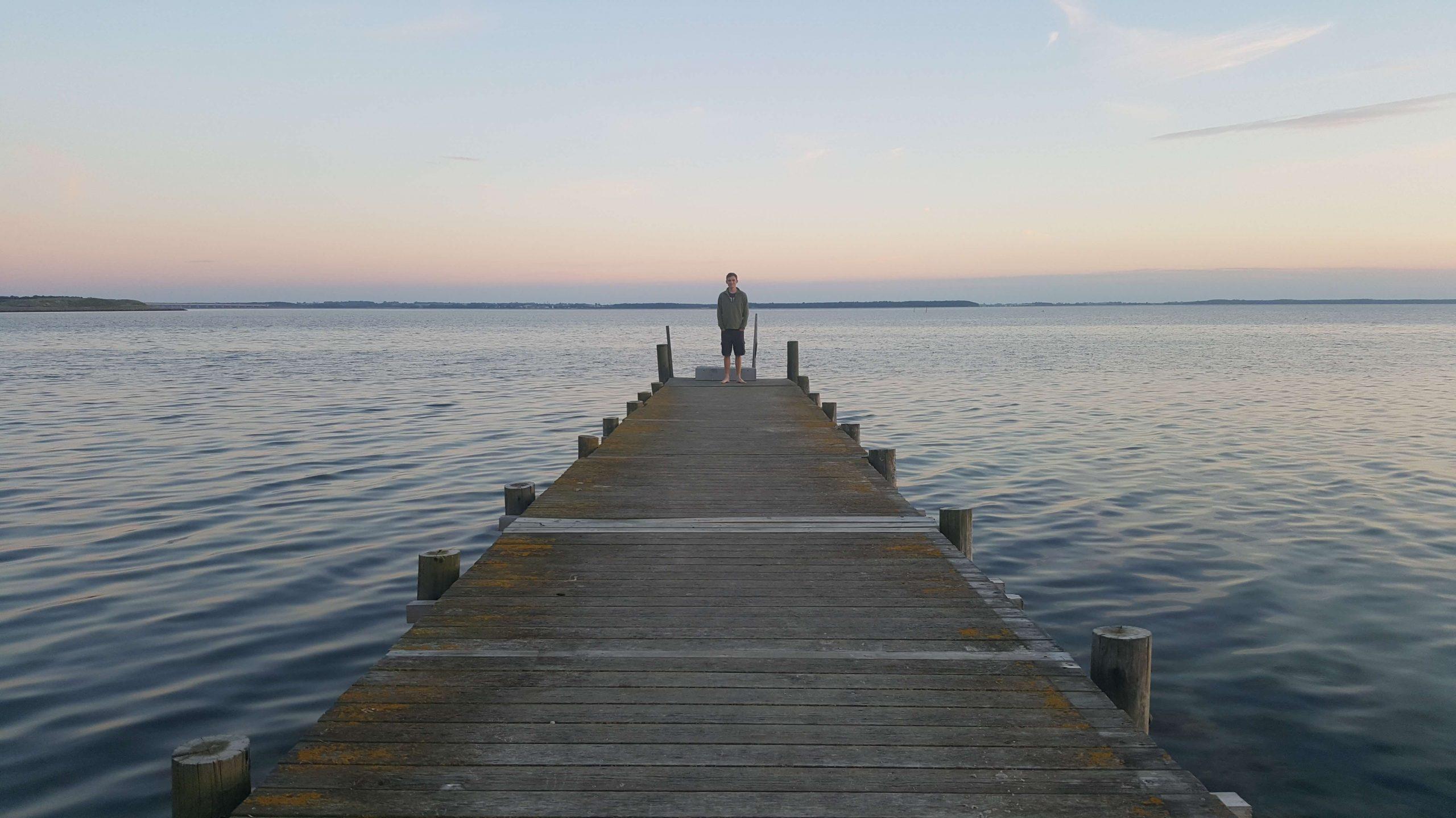 Reaching the Baltic Sea
