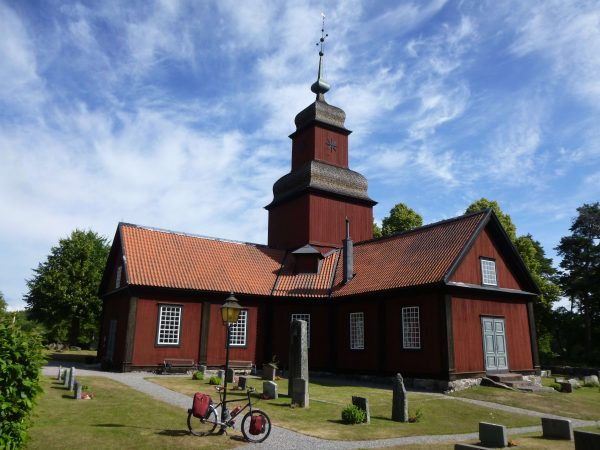 Cycling to Stockholm