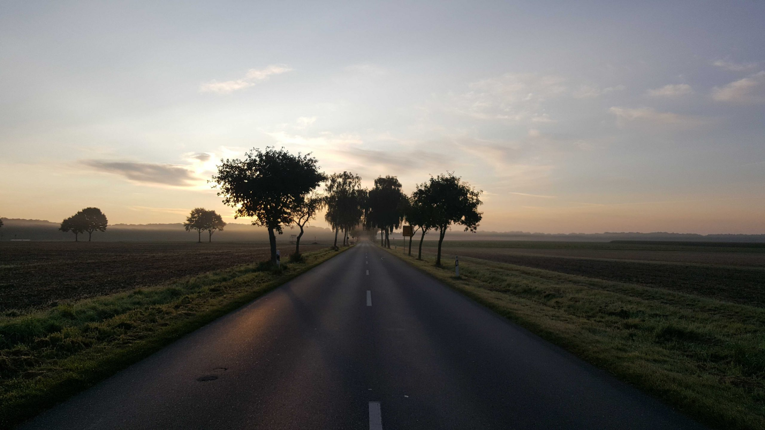 Bicycle touring in Germany