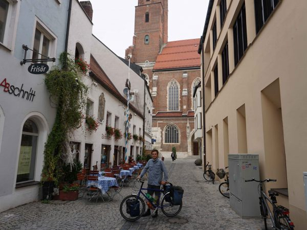Cycling the Danube in Germany